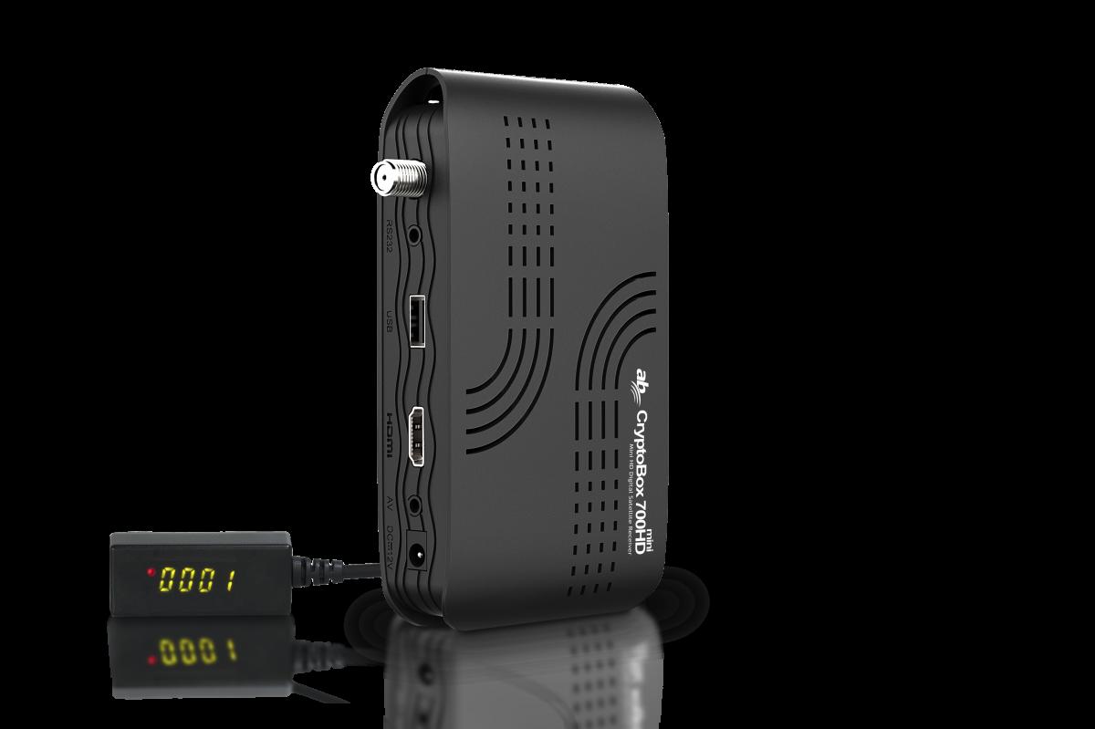 AB CryptoBox 702T mini HD AB-COM