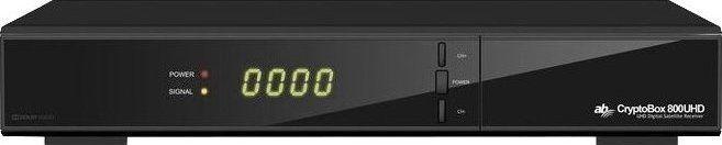 AB Cryptobox 800 UHD AB-COM