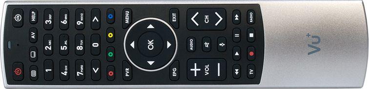Dálkový ovladač VU+ Bluetooth/IR