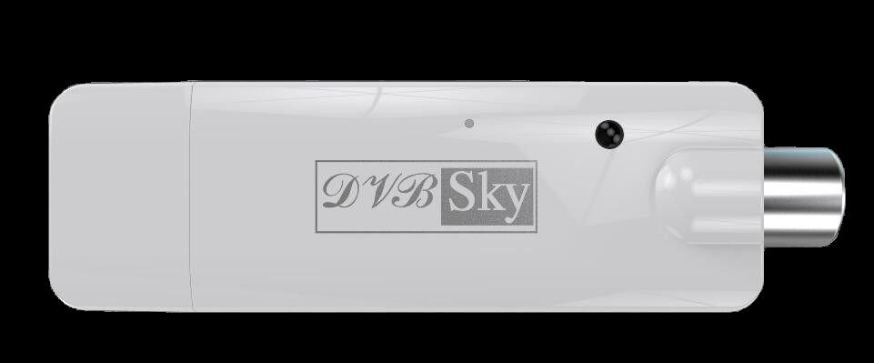 DVBSky T330 DVB-T2/T/C USB Stick hybridní televizní tuner RGB.vision