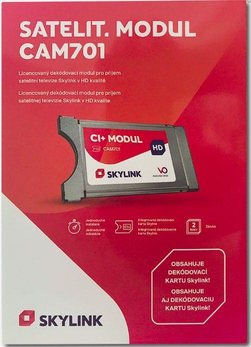 Modul CAM 701 Viaccess Neotion s kartou Skylink