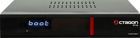 OCTAGON SF138 DVB-T2/C